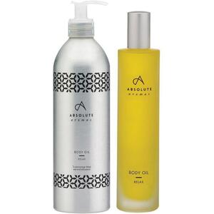Absolute Aromas - Relax Body Oil 500 mL.