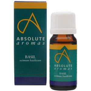 Absolute Aromas - Basil Essential Oil 10 mL.