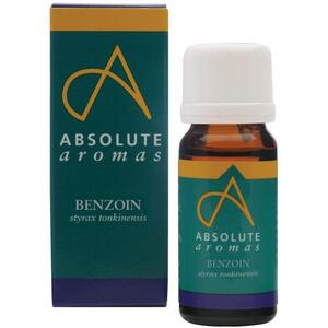 Absolute Aromas - Benzoin 40% Essential Oil 10 mL.