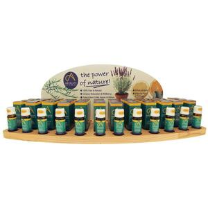 Absolute Aromas - Pure & Natural Intro Essential Oils Display Package