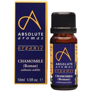 Absolute Aromas - Organic Chamomile Roman Essential Oil 2 mL.