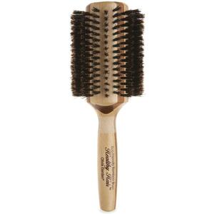 Olivia Garden Healthy Hair Round Boar Brush 3.25""