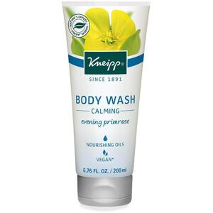 Kneipp Body Wash - Calming - Evening Primrose 6.76 oz. - 200 mL.