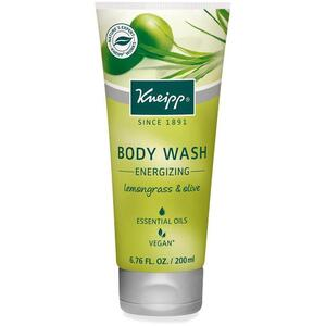 Kneipp Body Wash - Energizing - Lemongrass & Olive 6.76 oz. - 200 mL.