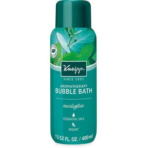 Kneipp Aromatherapy Bubble Bath - Eucalyptus 13.52 oz. - 400 mL.