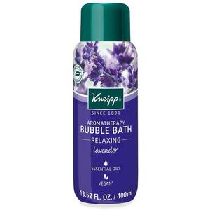 Kneipp Aromatherapy Bubble Bath - Relaxing - Lavender 13.52 oz. - 400 mL.
