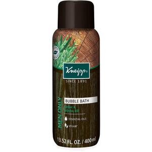 Kneipp Bubble Bath - Men Only - Cedar & Jojoba Oil 13.52 oz. - 400 mL.