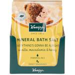 Kneipp Mineral Bath Salt - Everything's Gonna Be Alright - Vanilla Macadamia & Honey 2.1 oz. - 60 grams Packet X 12