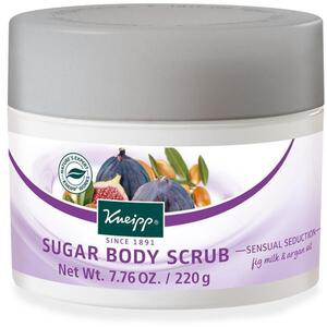 Kneipp Body Scrub - Sensual Seduction - Fig Milk & Argan Oil 7.76 oz. - 220 grams