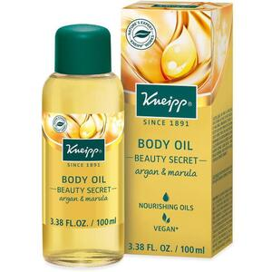 Kneipp Body Oil - Beauty Secret - Argan & Marula 3.38 oz. - 100 mL. - 100 mL.