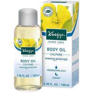 Kneipp Body Oil - Calming - Evening Primrose 3.38 oz. - 100 mL. - 100 mL.
