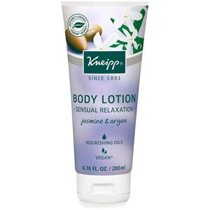Kneipp Body Lotion - Sensual Relaxation - Jasmine & Argan 6.76 oz. - 200 mL.