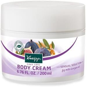 Kneipp Body Cream - Sensual Seduction - Fig Milk & Argan Oil 6.76 oz. - 200 mL.