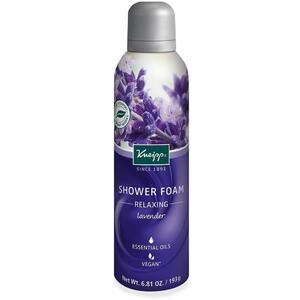 Kneipp Shower Foam - Relaxing - Lavender 6.81 oz. - 193 grams
