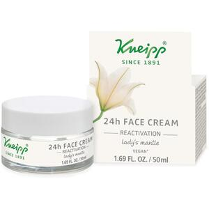 Kneipp 24 Hour Face Cream - Reactivation - Lady's Mantle 1.69 oz. - 50 mL. - 50 mL.