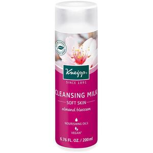 Kneipp Cleansing Milk - Soft Skin - Almond Blossom 6.76 oz. - 200 mL.