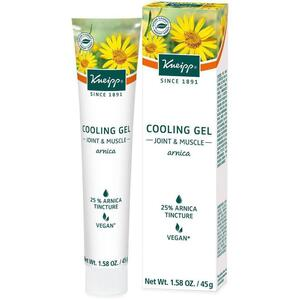 Kneipp Cooling Gel - Joint & Muscle - Arnica 1.58 oz. - 45 grams