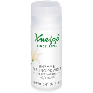Kneipp Enzyme Peeling Powder - Reactivation - Lady's Mantle 0.61 oz. - 18 grams