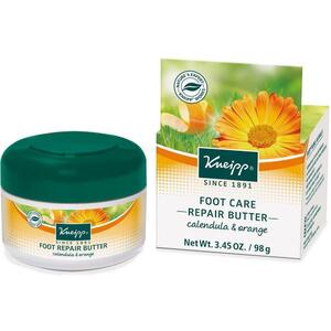 Kneipp Foot Care - Foot Repair Butter - Calendula & Orange 3.45 oz - 98 grams