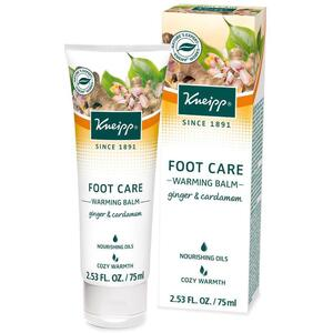 Kneipp Foot Care - Foot Balm - Ginger & Cardamom 2.53 oz. - 75 mL.