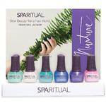 SpaRitual Nurture Collection - 12 Pieces Nail Lacquer Display