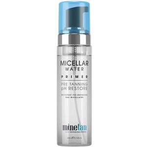 MineTan Micellar Water - Primer - Pre-Tan pH Balancer 6.7 fl. oz. - 200 mL.