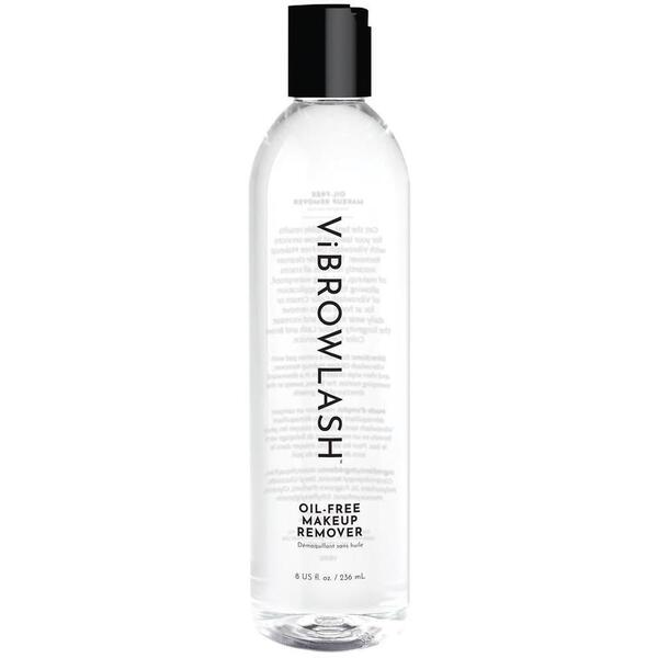 Vibrowlash Oil Free Makeup Remover 8 oz.