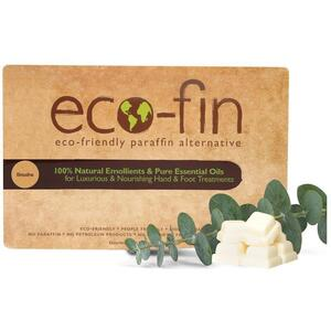 Eco-Fin™ Paraffin Alternative - Breathe Eucalyptus Essence 1 Lb. Tray of 40 Cubes