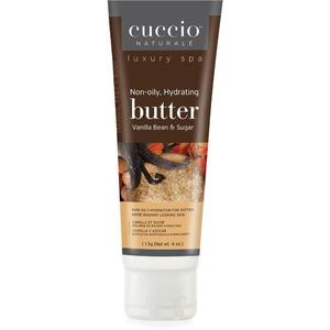 Cuccio Vanilla Bean & Sugar Butter Blend 4 oz.
