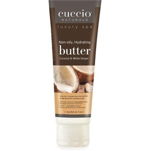 Cuccio Coconut & White Ginger Butter Blend 4 oz.