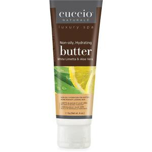 Cuccio White Limetta & Aloe Vera Butter Blend 4 oz.