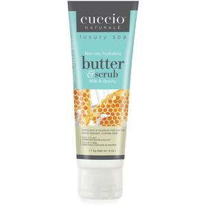 Cuccio Milk & Honey Butter Scrub 4 oz.