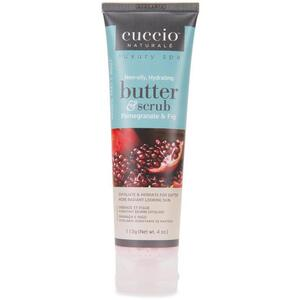 Cuccio Pomegranate & Fig Butter Scrub 4 oz.