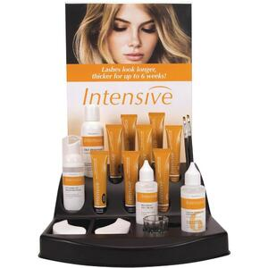 INTENSIVE LASH & BROW TINT - Original Orange Box EyePearl - Tinting Station - Made in Germany