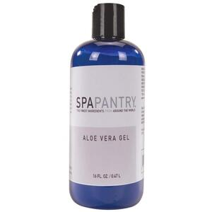 Spa Pantry Aloe Vera Gel 16 oz.