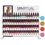 SpaRitual Wall Hugger Nail Lacquer Display - Grand Chroma 72 Pieces