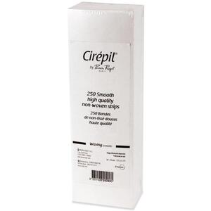"Cirepil Non-Woven Pellon Strips - Smooth - 7.75"" x 2.75"" 250 Pack"