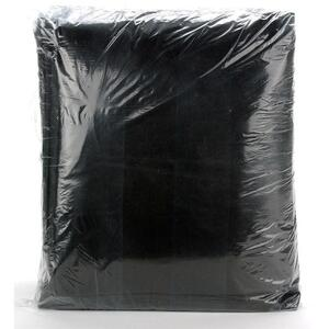 "Canyon Rose Disposable Bed Cover - Fitted Sheet - 89""L x 35""H Black 10 Pack"