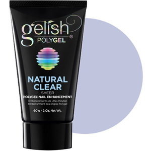 Gelish POLYGEL Natural Clear 2 oz.