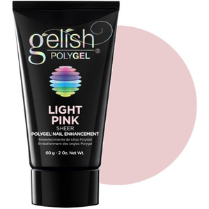 Gelish POLYGEL Light Pink 2 oz.