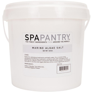 Spa Pantry Marine Algae Salt 1 Gallon