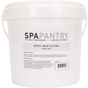 Spa Pantry Body Mud Blend 128 oz.