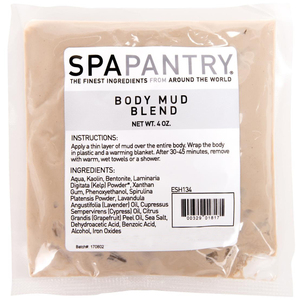 Spa Pantry Spa Mud Blend 4 oz.