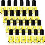 Famous Names Dadi' Oil - 95% Organic Nail & Cuticle Conditioner Treatment 24 Pack of 18 oz.