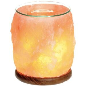 Nature's Artifacts - Diffuser Natural Salt Lamp