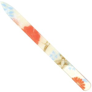 "Ultra Glass Nail File - Made in Czech Republic 5.5"" L"