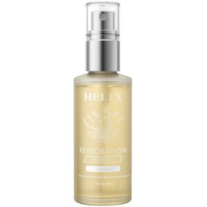 Helix Beauty - Restoration Body Oil - Full Spectrum - Lavendar - 2000 mg CBD 2 oz.