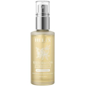 Helix Beauty - Restoration Body Oil - Full Spectrum - Lemongrass - 2000 mg CBD 2 oz.