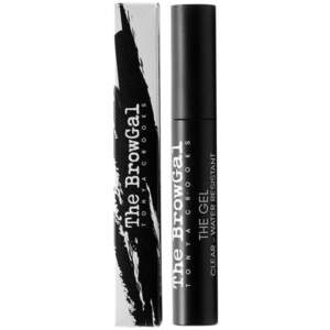 The BrowGal Clear Eyebrow Gel