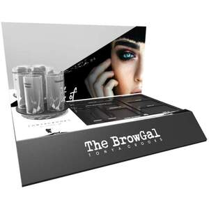 The BrowGal Counter Display